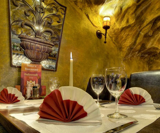 Kroatisches Restaurant